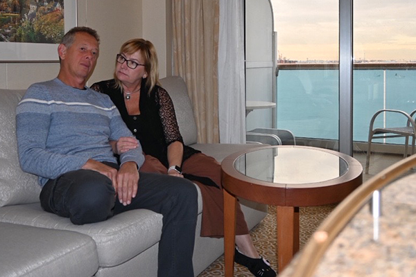 Article image for Aussies trapped on board coronavirus cruise ship describe the ordeal