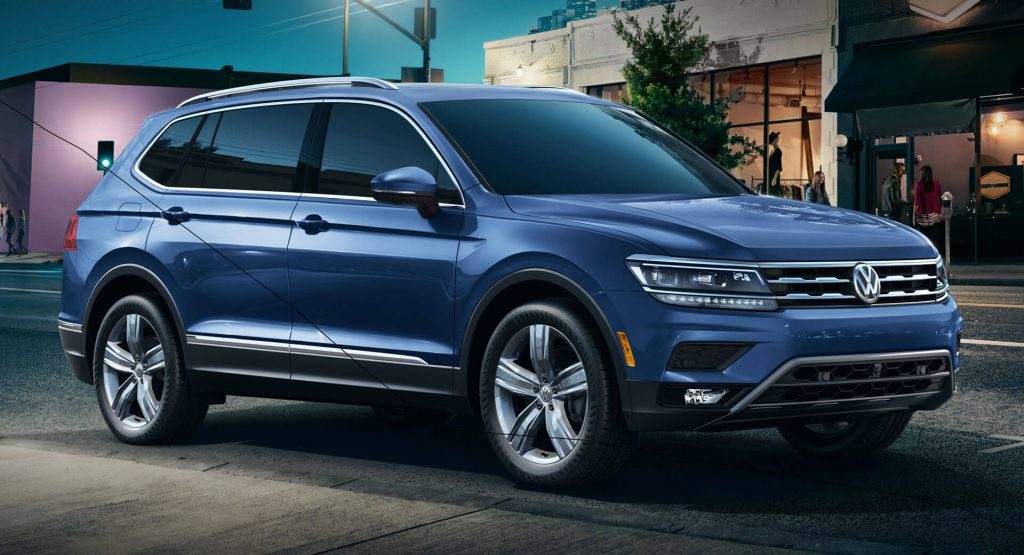 Volkswagen's new entry front drive 110TSI Tiquan SUV's offer a value alternative
