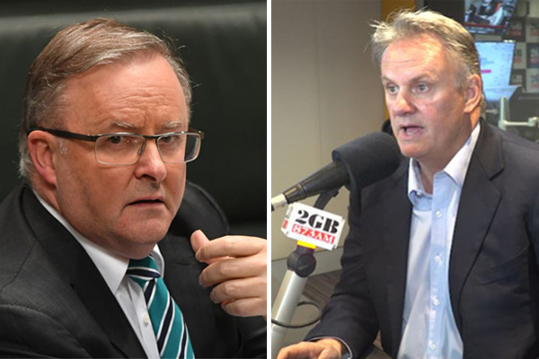 Article image for Anthony Albanese's latest coal stance 'ridiculous': Mark Latham