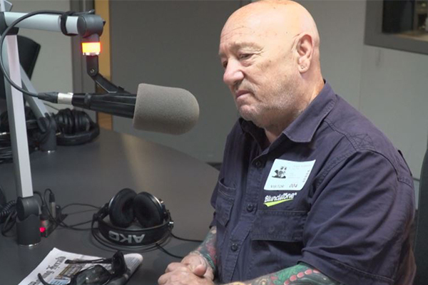 Angry Anderson reveals what helps him heal after his son's death