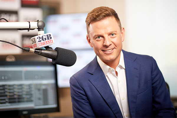 Article image for Ben Fordham goes into bat for little town with special place in his life