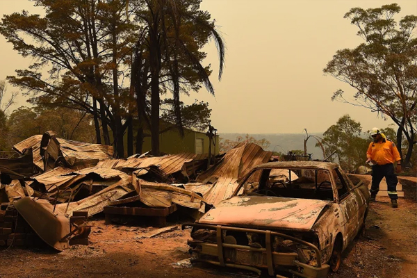 Article image for Bushfire grants extended to hundreds of desperate small businesses