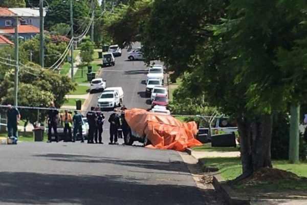 Article image for Multiple dead, including three children, following Brisbane car fire