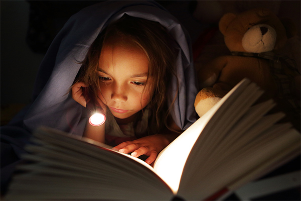 How to encourage your children to read more: The Children's Laureate