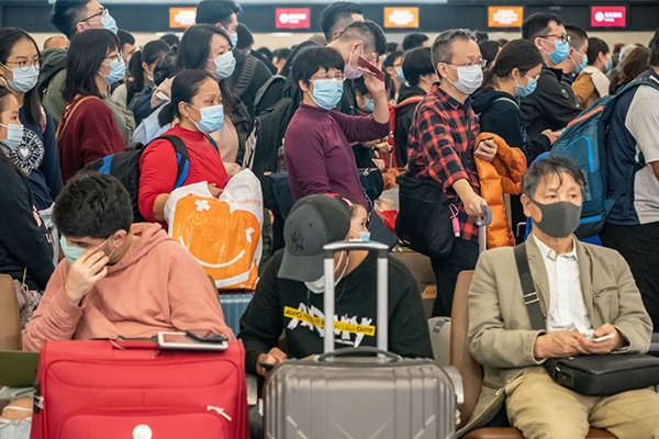 Article image for 'China's a big deal': Coronavirus' 'meaningful' impact on economy