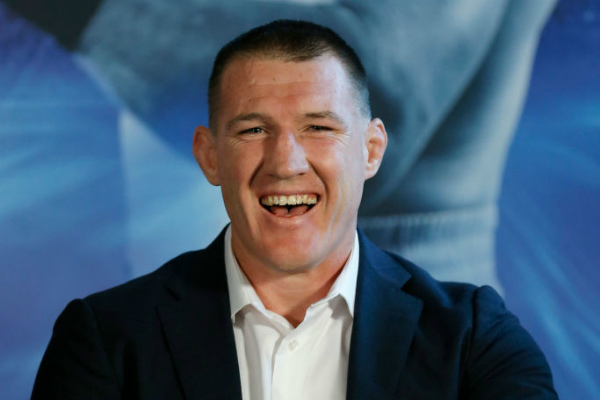 Article image for Paul Gallen: 'I'm willing to bet Darcy's purse on it that he won't beat me'