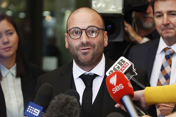 George Calombaris 'driven out of business' by unions and government