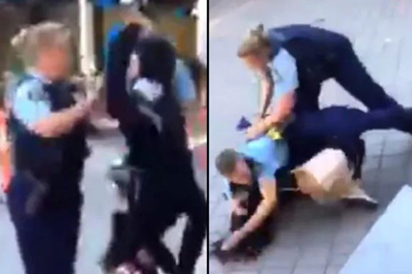 Article image for 'Absolutely flabbergasted': Magistrate blasted over treatment of officer assaulted by teen