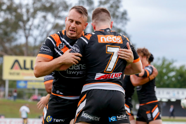 Brad Fittler's thrill for Josh Reynolds after having charge dropped