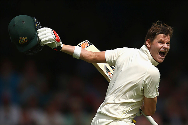 Article image for 'I play because I love it': Steve Smith speaks candidly about his career