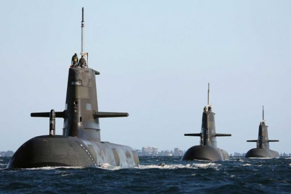 Article image for 'Woeful, disgraceful, wasteful': $80-billion submarine project continues to unravel