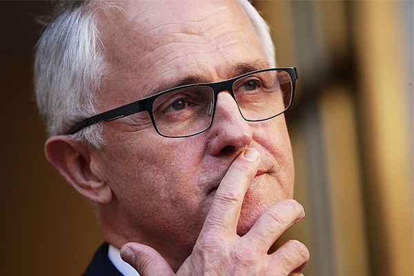 Article image for Nationals MP claims Malcolm Turnbull's new book has 'defamatory allegations'