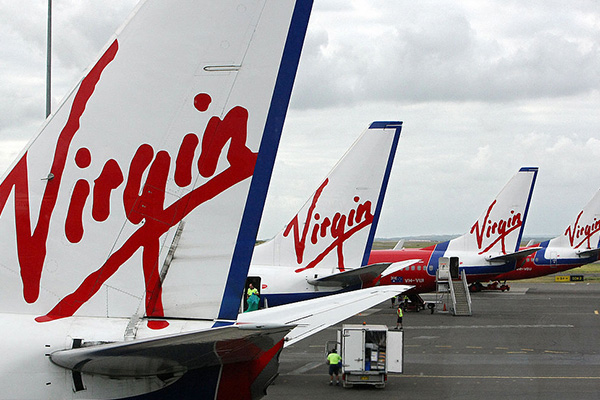 Article image for Virgin pulls plug on Hong Kong route