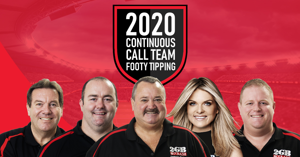 CCT Footy Tipping is back! Register now