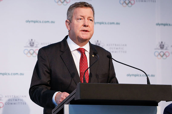 Australian Olympics boss calls for transgender guidelines to be 'addressed'