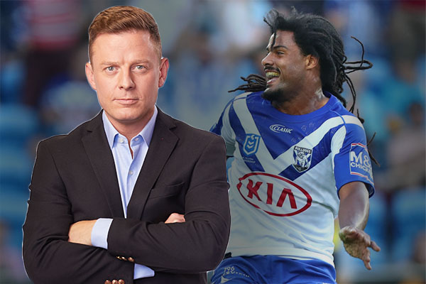 Article image for Ben Fordham calls for Bulldogs player to be sacked amid sex scandal