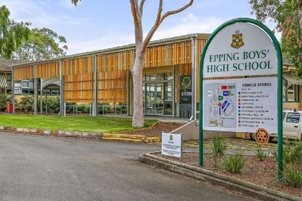Article image for Sydney high school closed after student contracts coronavirus