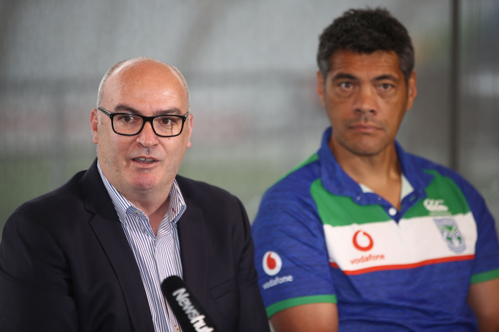 Article image for NRL suspension announced just in the nick of time for New Zealand Warriors