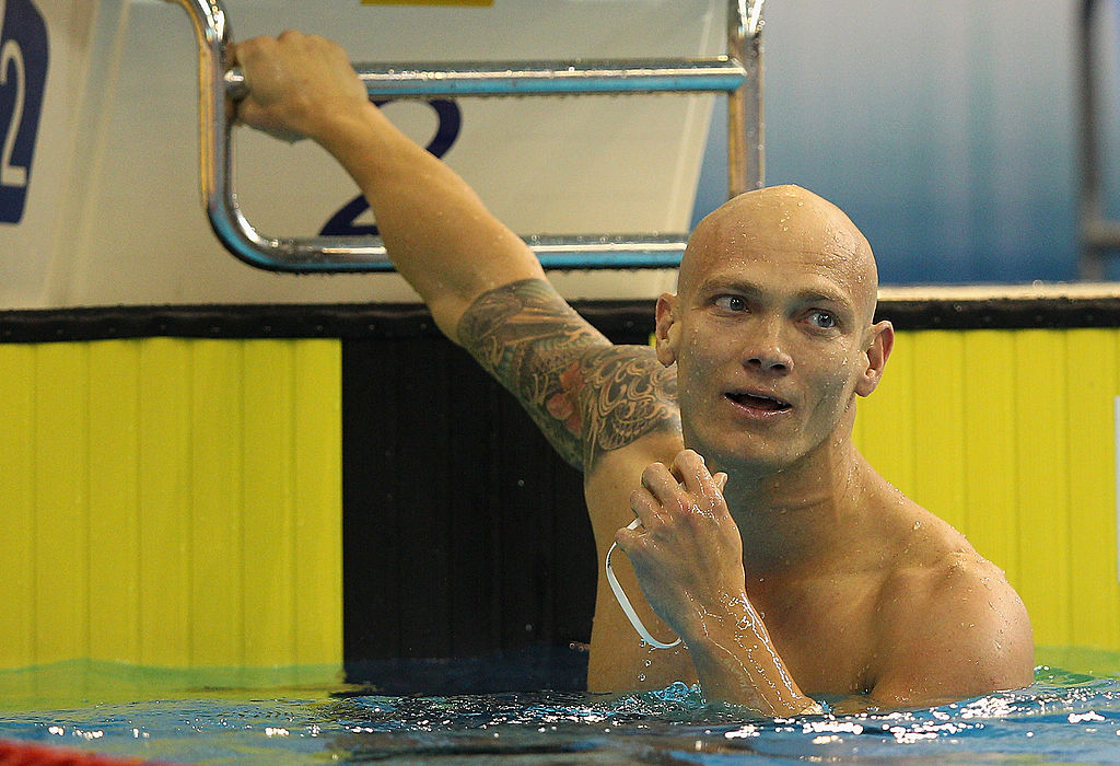 Article image for Champion swimmer throws support behind Olympic Games postponement