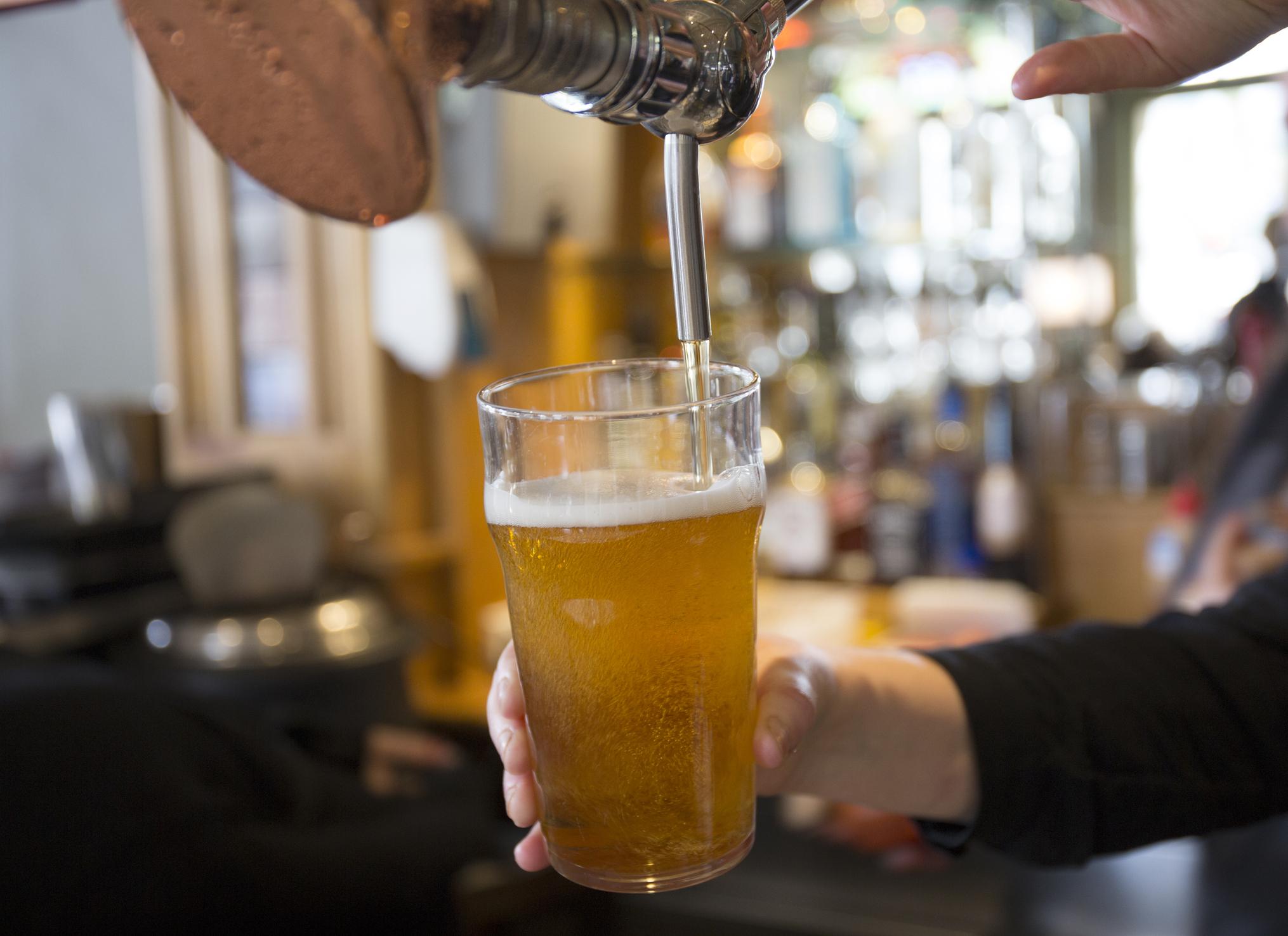 Savvy pub owner's lockdown loophole