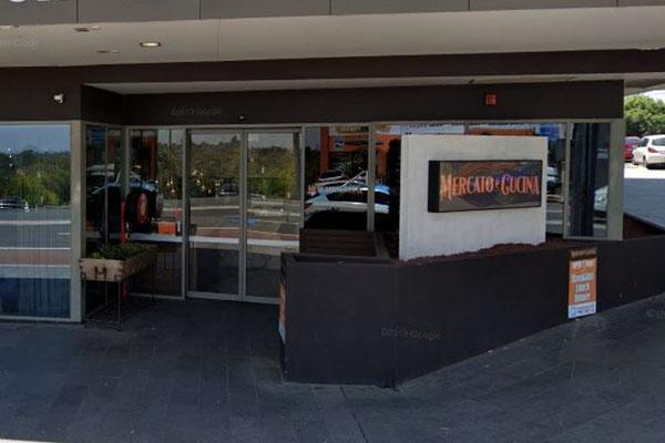 Article image for Pizza restaurant ignores shut-down order despite flammable cladding risk
