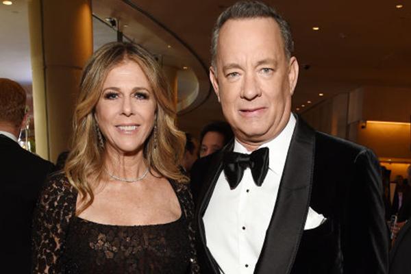 Article image for Tom Hanks and wife Rita Wilson test positive for coronavirus