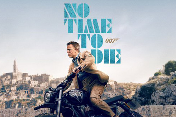 Article image for No Time To Release: New James Bond film postponed due to coronavirus
