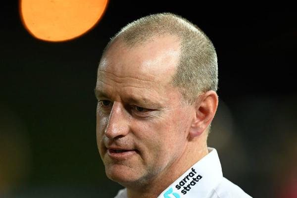 Michael Maguire's response to the NRL season shut down