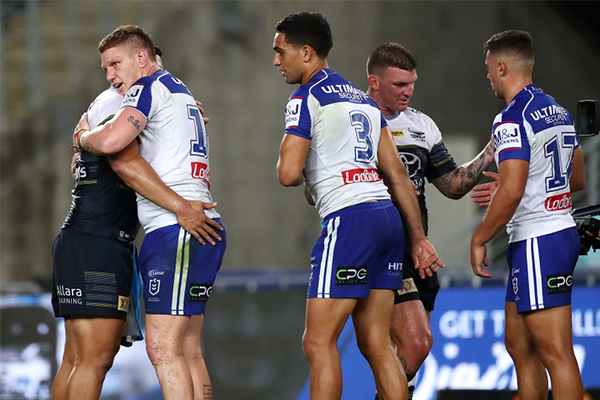 Article image for 'Clearly room for improvement': NRL admits they should do better