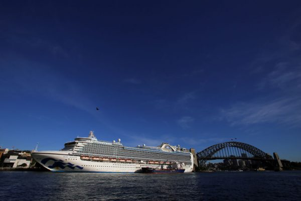 Five cruises from NSW infected with virus