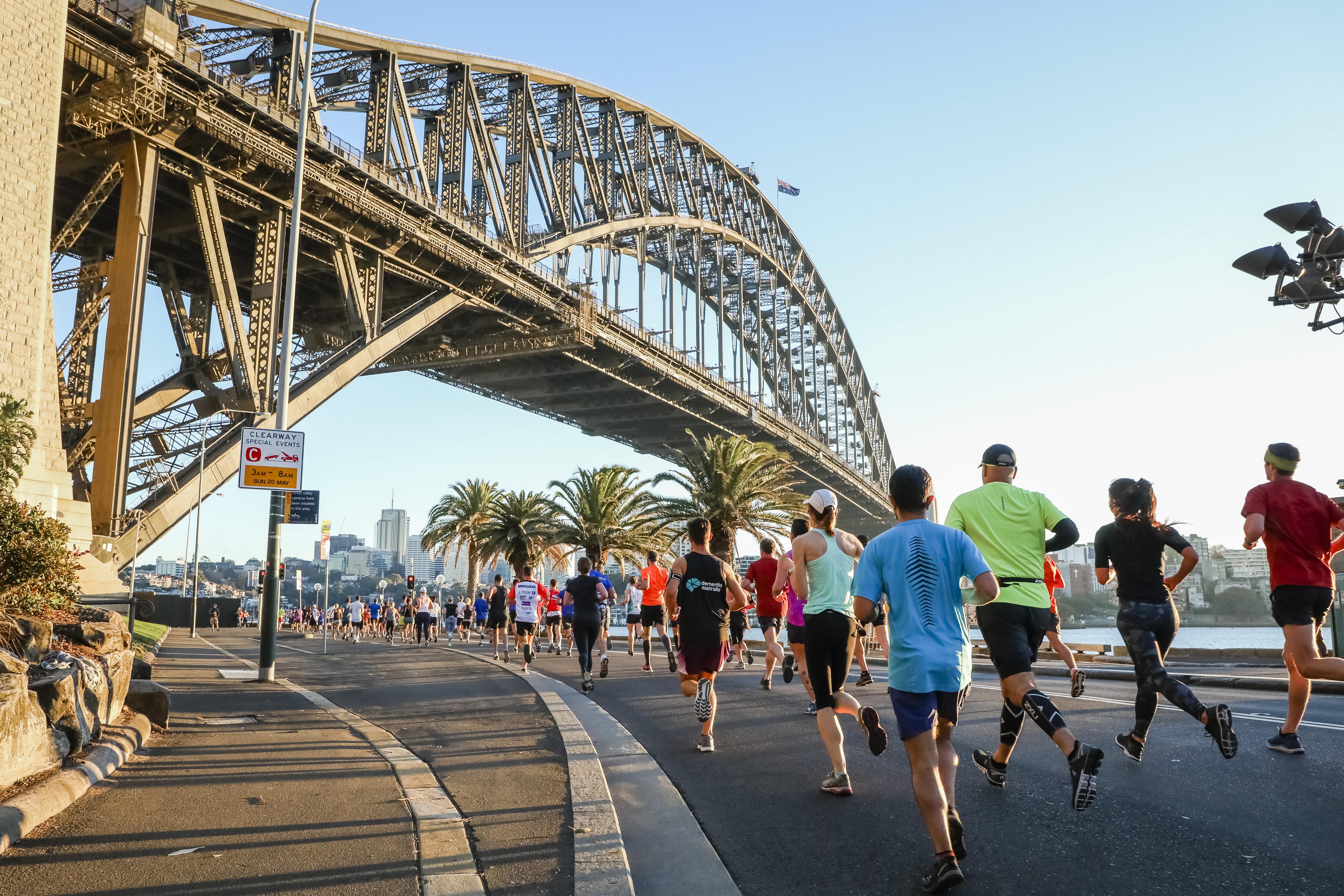 The Sydney Morning Herald Half Marathon presented by Bupa Dental