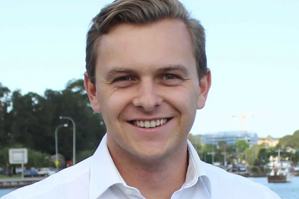 Article image for 29yo Liberal MP goes toe-to-toe with Alan Jones on factional infighting