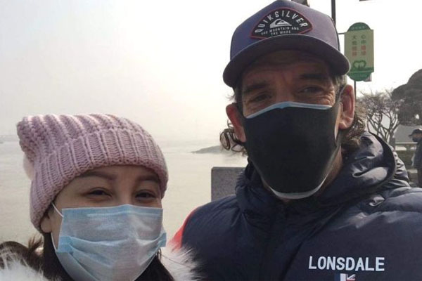 Article image for 'I tried my hardest to get there': Aussie in Wuhan recalls desperate scramble to get back home
