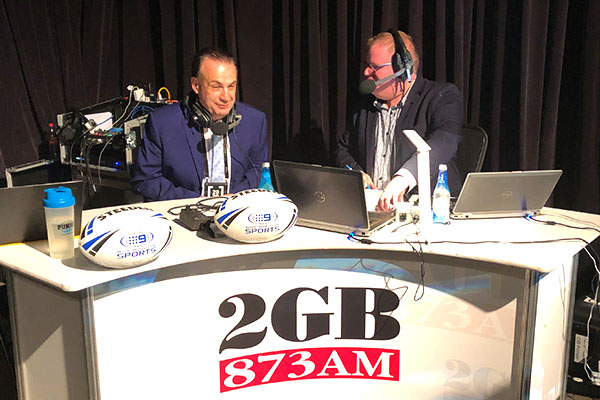 Peter V'Landys tight-lipped on Todd Greenberg's unclear future