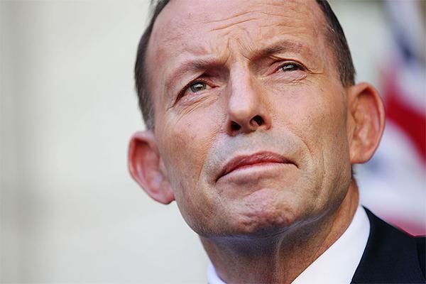 Article image for Tony Abbott says 'complete shutdown' needed to contain coronavirus