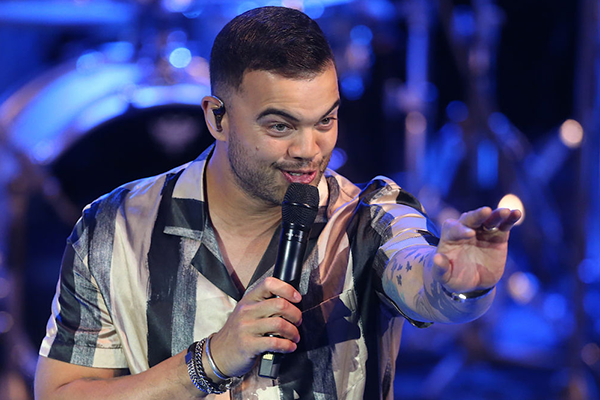 Article image for Guy Sebastian performs live from self-isolation