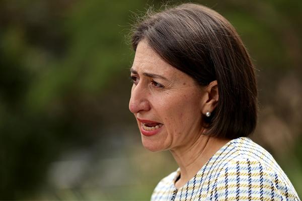 Gladys Berejiklian calls for calm as the fight against coronavirus escalates