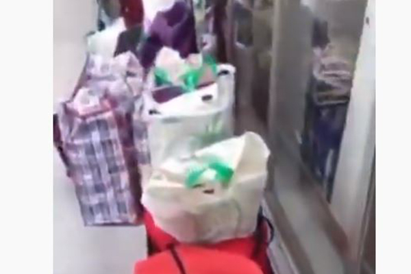 WATCH | People stockpiling baby formula