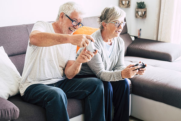 Gaming to help older Australians level up their health