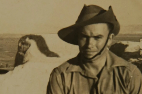 One of Australia's oldest surviving Anzacs turns 103