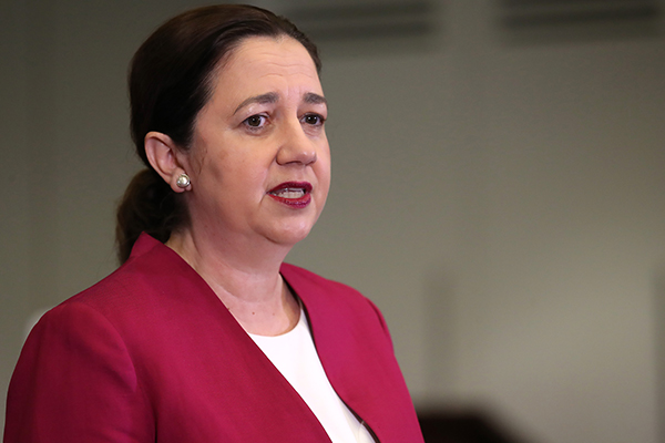 Article image for EXCLUSIVE | Project Apollo proposal spurned by Queensland Premier