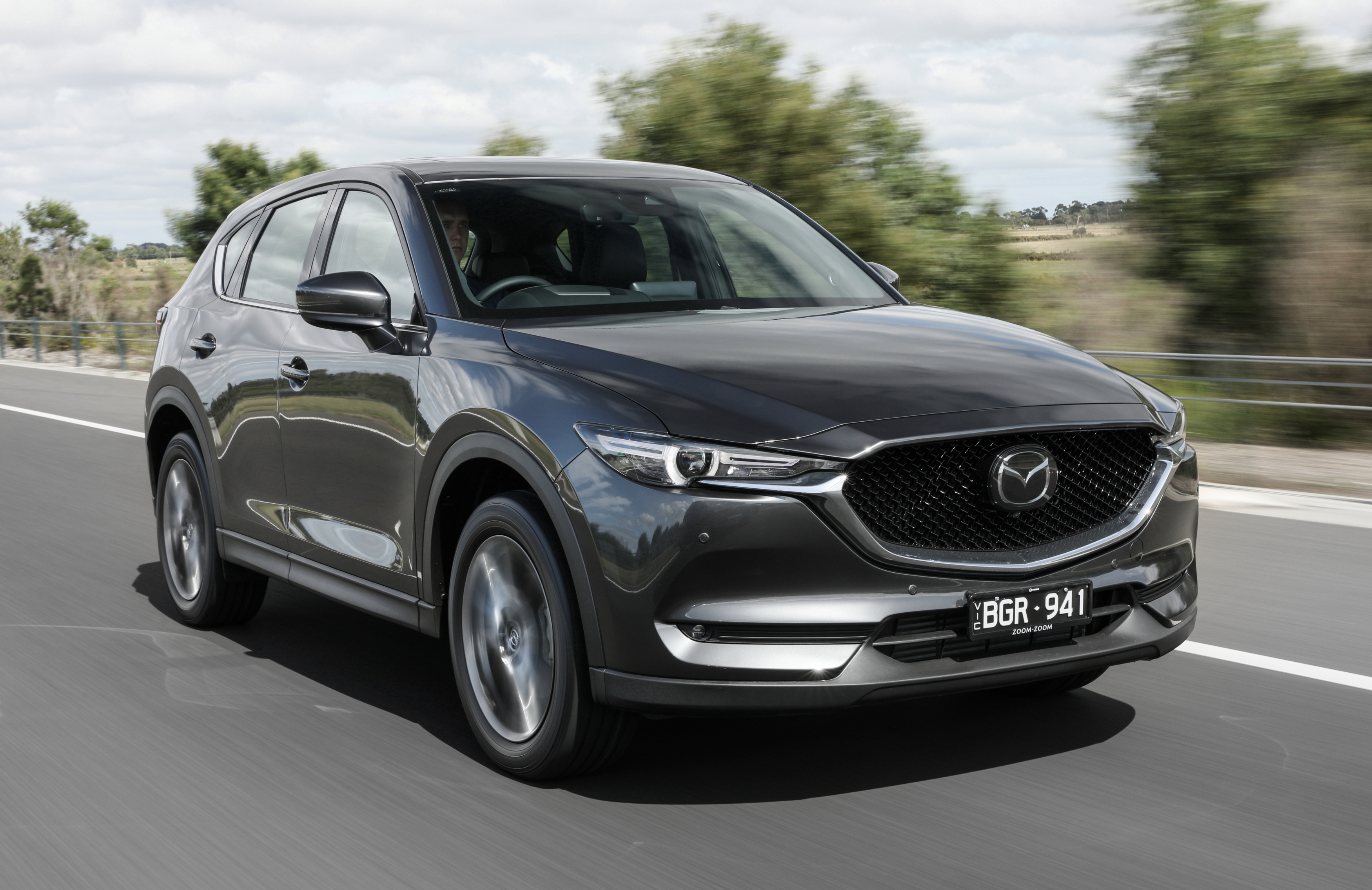 Mazda's CX-5 SUV gets some mid-life upgrades