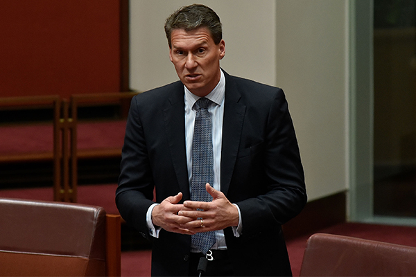 Article image for Cory Bernardi backs investigation into China amid warnings of boycott