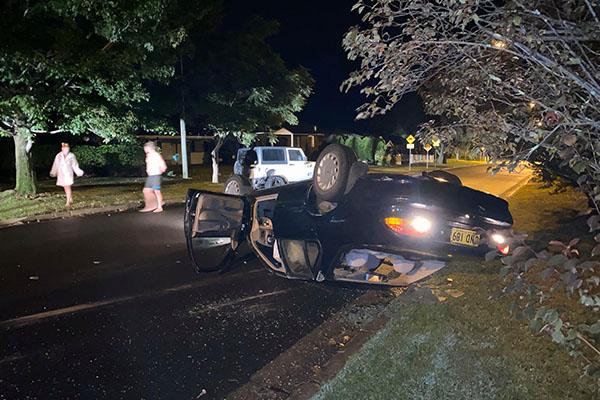 Horrific crash in Sydney's west