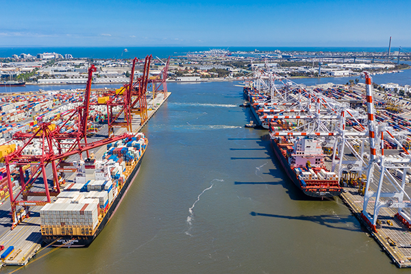 Article image for 'There's not any room for exemptions': Wharfies stand by refusal to board cargo ship