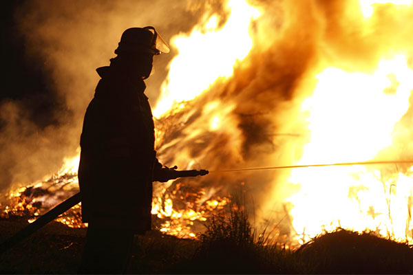 Article image for RFS volunteer charged with lighting several fires