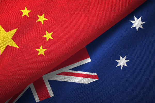 Arthur Sinodinos says Americans 'very fond' of Australia as China tensions escalate