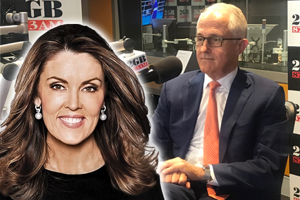Article image for EXCLUSIVE   'A reprehensible human being': Peta Credlin tears into Malcolm Turnbull over memoir