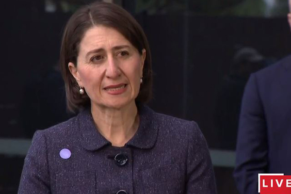 Gladys Berejiklian backflips, seeks to ban tomorrow's protest