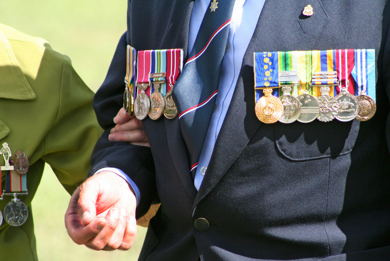 'A day to give thanks': Reach out to a veteran this ANZAC Day